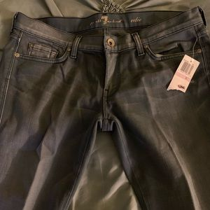New 7 For All Mankind jeans sky blue sz 32